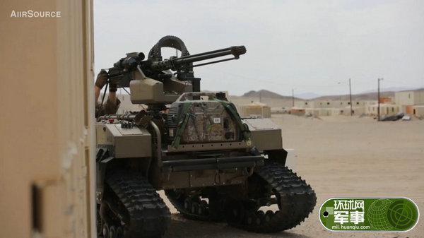 图为轻型履带式战术运输车.图片