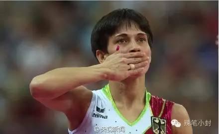 本届奥运,她也终于可以为享受快乐而参赛。