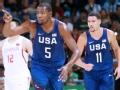 视频-搜狐全景里约 美国男篮训练课气氛轻松活跃