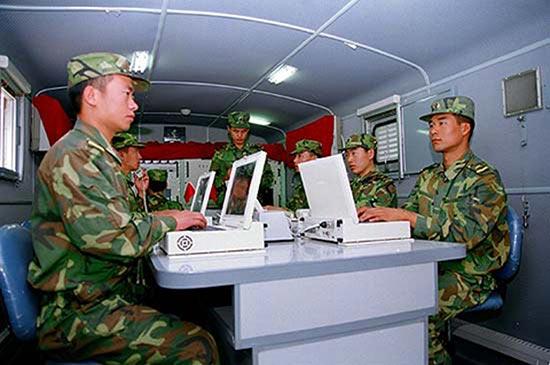 战略支援部队职责涵盖电子对抗、网络攻防等