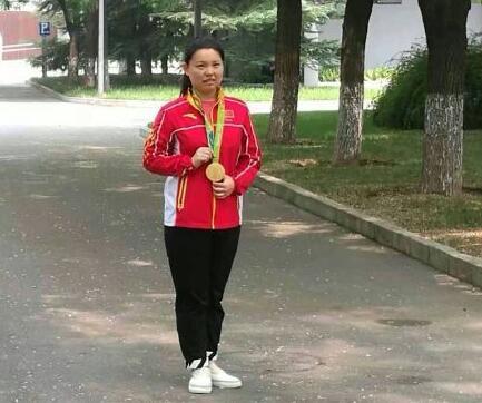 张梦雪为中国代表队拿下里约奥运首金