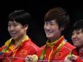 李萱感叹国乒处于世界之巅 改规则难撼霸主地位