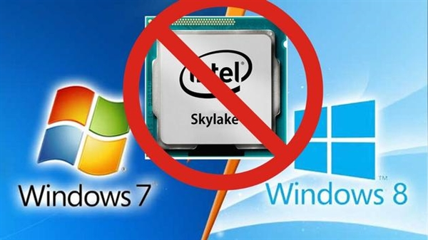 微软延长Skylake处理器使用Win7\8.1官方支持时间