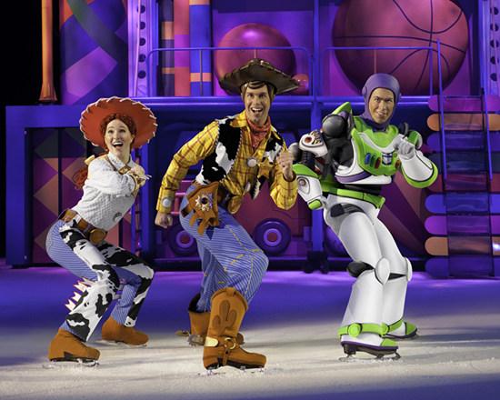 冰上迪士尼剧照
