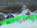《花样男团片花》第九期 男团激流勇进皮划艇闯瀑布 郭麒麟落水似落汤鸡