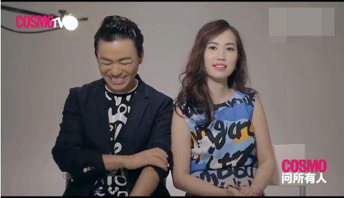 王宝强和马蓉参加节目