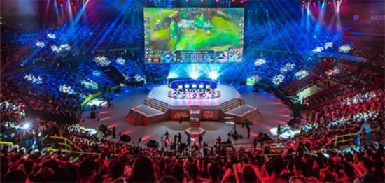 巴西英雄联盟决赛,超过140万人收看