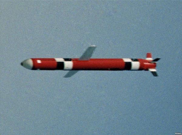 """韩国""""玄武3""""巡航导弹"""