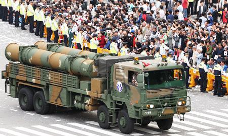 玄武3导弹发射车