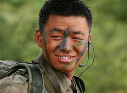 王宝强《士兵突击》剧照