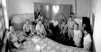 南皮县村寨镇石庄村在涉事协作社贷款的局部乡民。