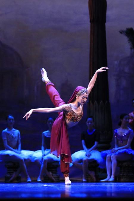 中芭《舞姬》终于来了 9月北京天桥剧场首演