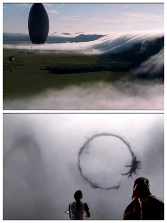《降临》新款预告出炉 神秘外星人再度降临
