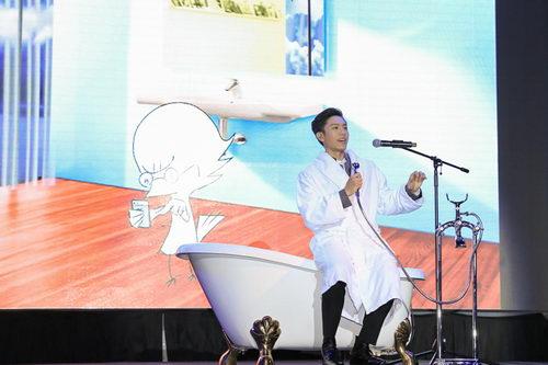 """韦礼安发片会""""浴室""""高歌 开启亚洲巡演计划"""