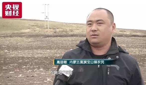 内蒙古呼伦贝尔市莫力达瓦旗宝山镇兴安村农户