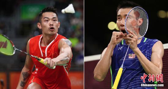 当地时间8月17日,里约奥运羽毛球男子单打1/4决赛,林丹2-1战胜印度对手,在半决赛中,林丹将迎来他的老对手李宗伟。