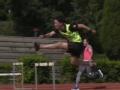 《极速前进中国版第三季片花》刘翔郭晶晶梦回雅典 极速明星竞技演绎奥运精神