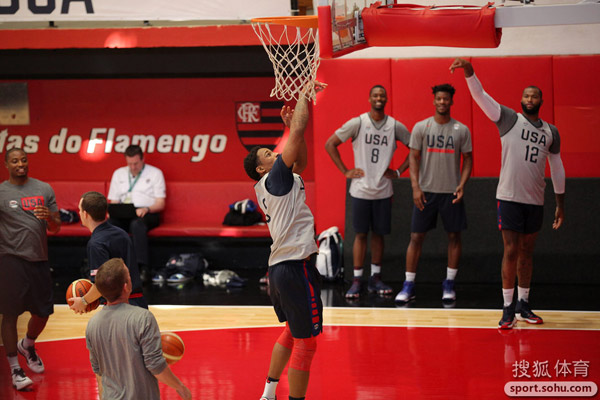 K教練讚美國男籃完成轉折 稱贏西班牙是大成就