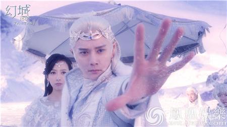 【快讯】:冯绍峰成《幻城》核心人物最新消息 外表很乖内心活跃.图片