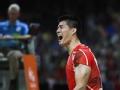 傅海峰:张楠实力非常出色 或将告别国际赛场