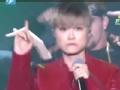 《挑战者联盟第二季片花》第十二期 李宇春帅气红衣独唱 气场全开碾压现场