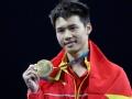 跳水男子10米台陈艾森夺金 成男台双冠王第一人