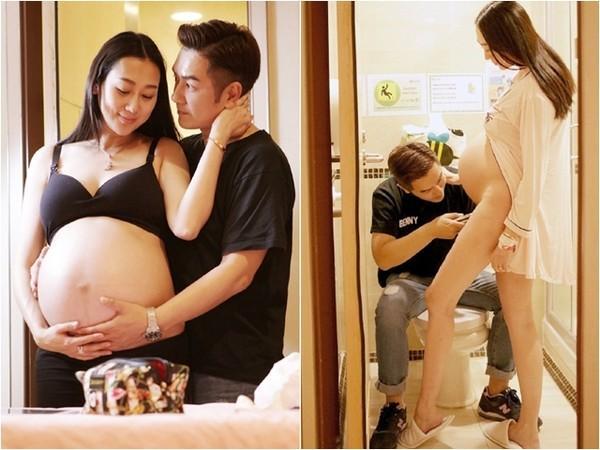 陈浩民晒为妻子剃毛照被批 回应:又没有露点