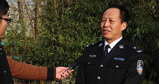 河南鹤壁公安局副局长被双开 曾被称为警界豪杰