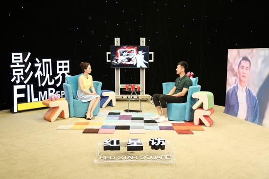 谈节目_王璐做客节目谈转型 从好男儿到好演员