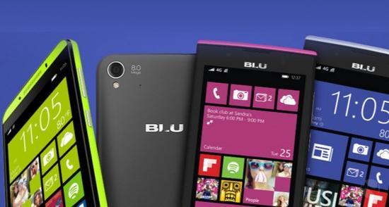 BLU作为微软长期且坚定的三方OEM合作手机厂商,近日来做出了在其主页撤下WP设备机型的动作,仅剩下安卓设备和功能型手机设备。而BLU的WP设备是微软首批支持升级至Windwos 10 Mobile的老设备之一,BLU旗下的WP系列Win Jr和Win HD系列已经更新至第二代(支持LTE),但看来很难推出第三代了。