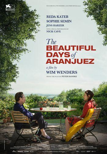 维姆-文德斯新作《阿兰胡埃斯的美好日子》是一部3D电影