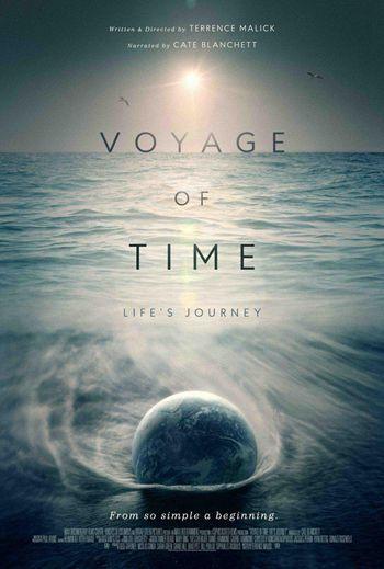 《生命之树》导演泰伦斯-马力克携纪录片《时间之旅》高调入围
