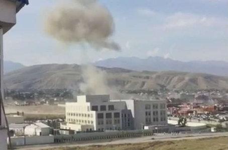 我驻吉尔吉斯斯坦使馆遭汽车炸弹攻击