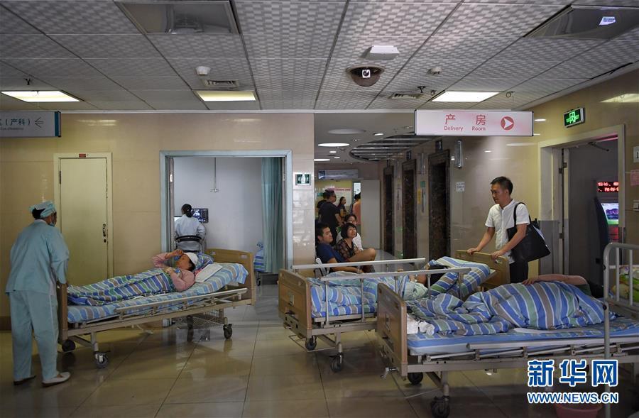 新生儿病房平面图