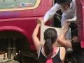 《极速攻略-没你不行片花》第八期 刘畅飞车洒水开心湿身 霍启刚再曝包饺子技能