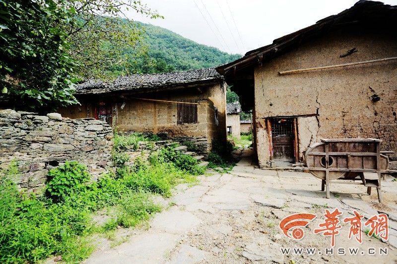 探访旬阳县铜钱关镇湛家院 看古村落里的缱绻乡愁(组图)