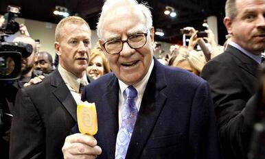 不老神话!86岁巴菲特每天赚近200万美金