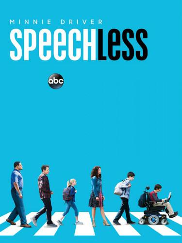 《无言有爱》(Speechless) :家庭特殊但欢乐麻烦却不少