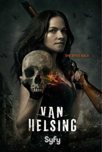 《瓦妮莎海辛》(Van Helsing):范海辛后继有人 女儿带领全人类抵抗吸血鬼