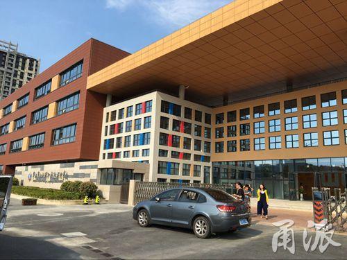 在满心期待中,宁波上海世界外国语学校的神秘面纱揭开了。