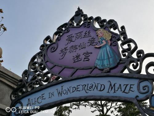 爱丽丝梦游仙境迷宫,是由您选择三扇门中的一扇,穿越蜿蜒的迷宫,参加愉快的疯狂茶会派对,每一扇门将分别带领您通过不同的路线,最终进入梦幻般美妙的世界,爱丽丝和她的朋友们在那里等着您!讲真红桃王后的大头像还真是有些吓人。