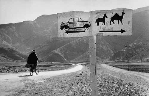 开伯尔山口,阿富汗 1955