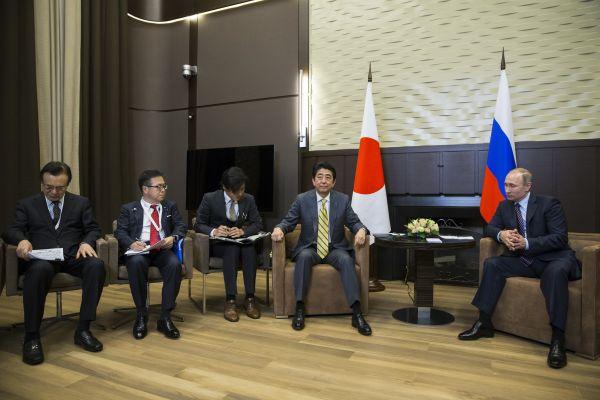 日本为换北方领土出新招:承认俄罗斯人居住权
