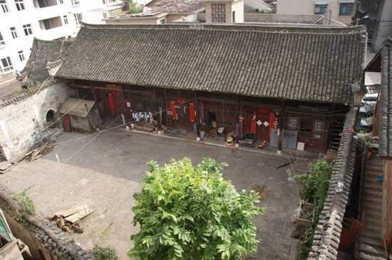 贵州民国民居遭开发商一夜强拆