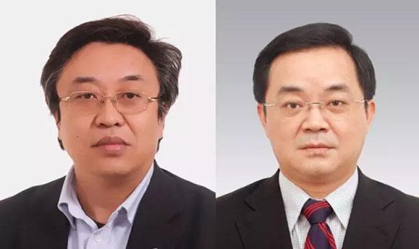 冯飞、高兴夫-浙江两位新任副省长分工确定图片