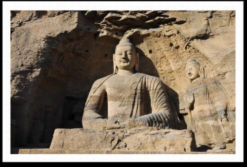 拥有1500多年历史的佛家造像,熟睹世人的幻梦一生