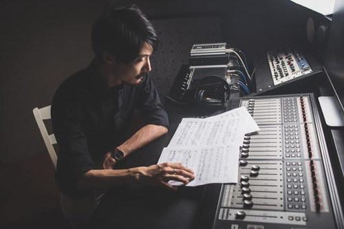 马爽先生同时也是国内优秀的原声音乐制作人