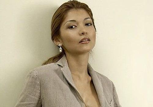 卡里莫夫大女儿古力娜拉・卡里莫娃