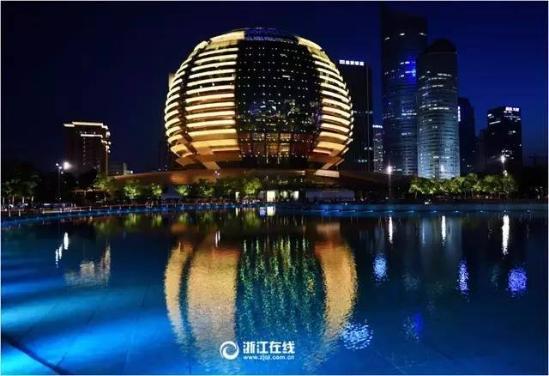 g20峰会前的杭州,美翻了!(组图)图片