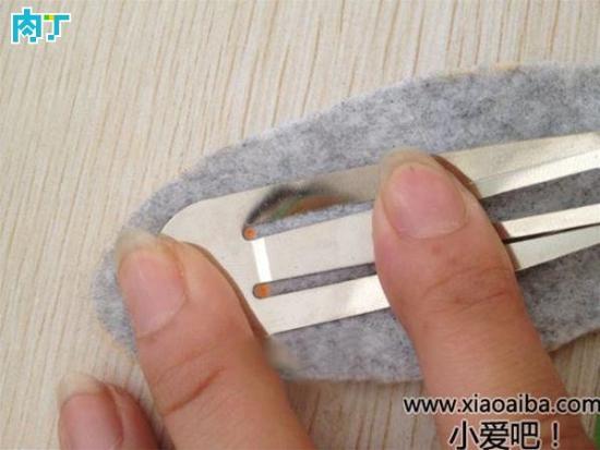 工具:剪刀